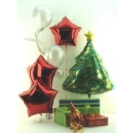 Weihnachtsdekoration 4 (Heliumgefüllt)