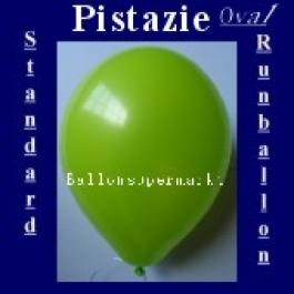 Luftballons Standard R-O 27 cm Pistazie 100 Stück