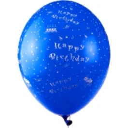 "Luftballons ""Happy Birthday"""
