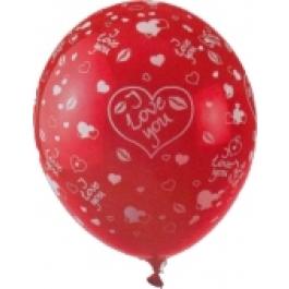 """Luftballons """"I love You"""""""