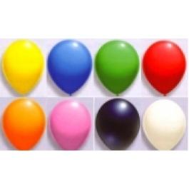 Luftballons zu Karneval und Fasching, 1000 Stück