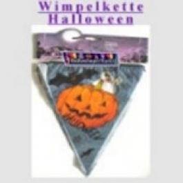 Wimpelkette, Partydeko Halloween