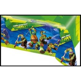 Party-Tischdecke Ninja Turtles