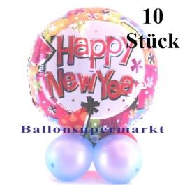 Tischdeko Silvester Partyhit Happy New Year