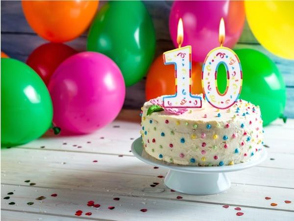 Einladung Zum 10 Geburtstag U2013 Sleepwells, Einladungs