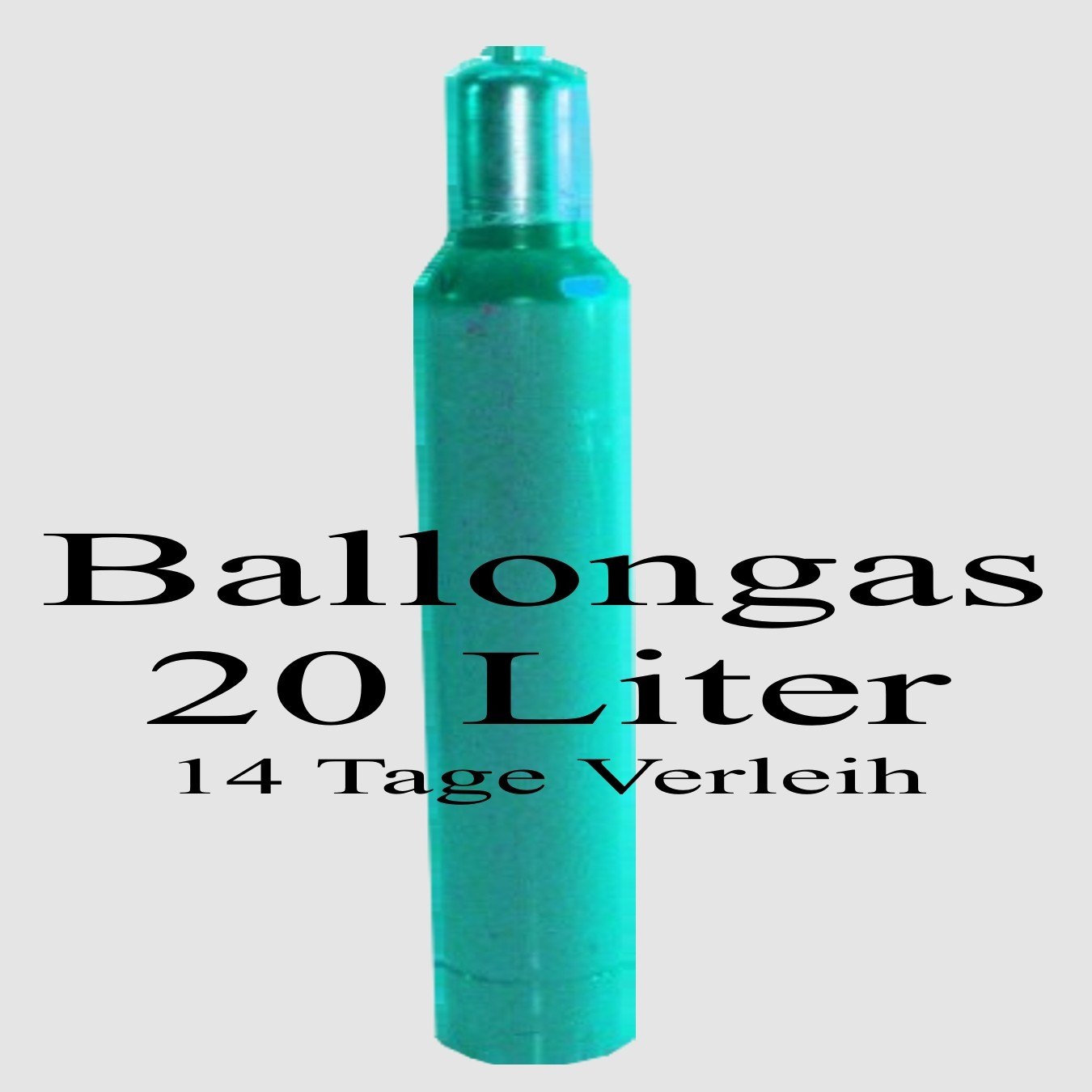 ballonsupermarkt ballongas helium 20 l. Black Bedroom Furniture Sets. Home Design Ideas