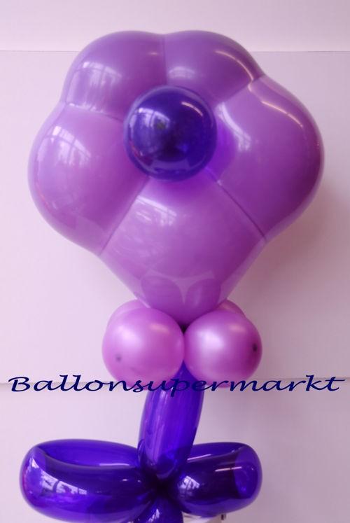 bl ten luftballon 1 st ck farbauswahl 40 cm kristallfarben bl ten luftballons 40 cm. Black Bedroom Furniture Sets. Home Design Ideas