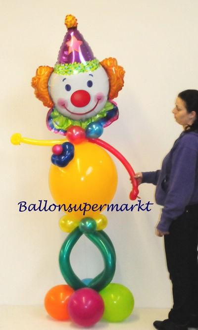 Ballonsupermarkt karnevals faschings for Dekoration karneval