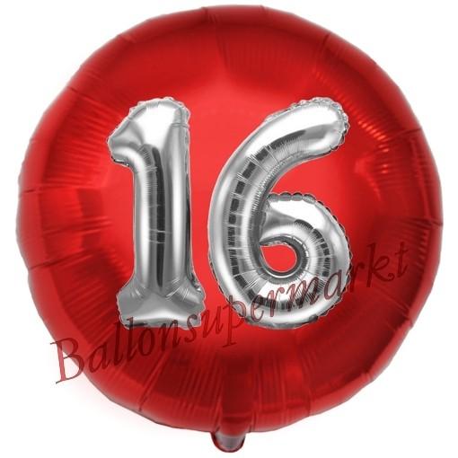 Folienballon Flugzeug Disney Heliumballon Kindergeburtstag Luftballon Rot
