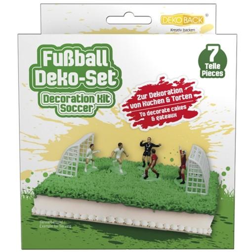 Kuchen Dekorations Set Fussball Partydekoration Mottoparty