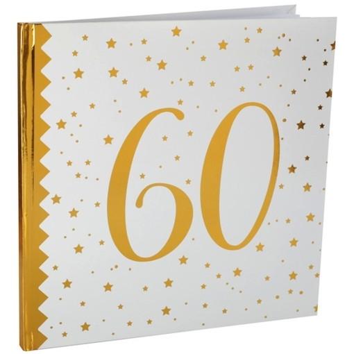 Gästebuch Zum 60 Geburtstag Und Jubiläum