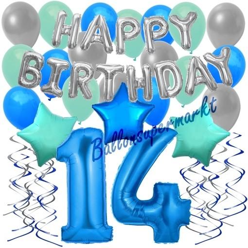 Wünsche 14 geburtstag Glückwünsche und