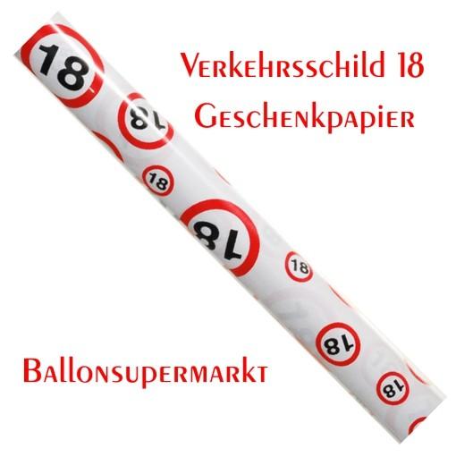 Ballonsupermarkt geburtstag 18 for Dekoration 18 geburtstag