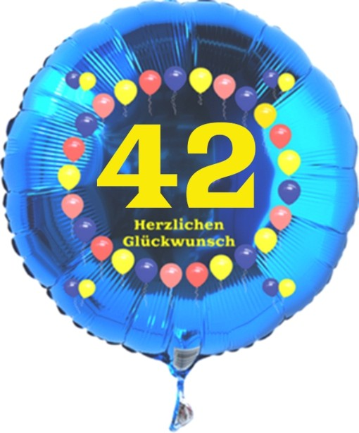 Geburtstag 42