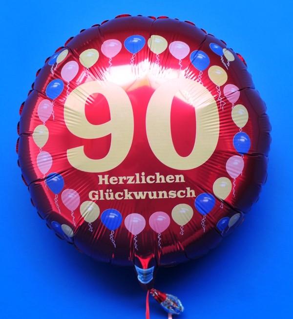 Herzliche Gluckwunsche Zum 90 Geburtstag
