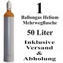 Ballongas Helium 50 L