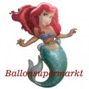 Arielle, Disney Princess Airwalker, Little Mermaid, ohne Helium