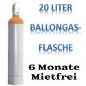 Ballongas Helium 20L Langzeit