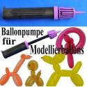 Ballonpumpe für Modellierballons
