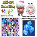 Kindergeburtstag Midi-Set 1 Hello Kitty