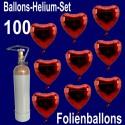 Loving Hearts Maxi-Set Folienballons