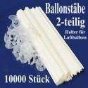 Ballonstäbe 10.000 Stück