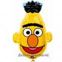 Luftballon Bert, Folienballon mit Ballongas
