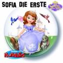 Sofia die Erste, Bubble Luftballon (mit Helium)