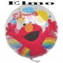 Luftballon Elmo, Folienballon mit Ballongas