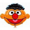 Luftballon Ernie, Folienballon mit Ballongas