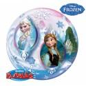 Frozen - Die Eiskönigin, Bubble Luftballon (mit Helium)