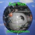 Star Wars Insider, Bubble Luftballon (mit Helium)