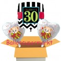 """Geburtstag """"Celebrate 30""""  mit Bärchen"""