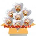 Happy Birthday Bärchenballons
