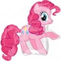 Luftballon My Little Pony, Pinkie Pie, Folienballon ohne Ballongas
