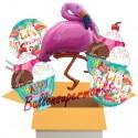 Flamingo Birthday, Geburtstagsglückwünsche 3