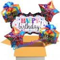 Happy Birthday Rainbow, Geburtstagsglückwünsche 1