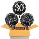 3 Luftballons, Sparkling Celebration zum 30. Geburtstag