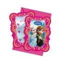 Frozen, Einladungskarten zum Kindergeburtstag, 6 Stück, Eiskönigin, Elsa und Anna
