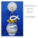 Geschenkballon zur Kommunion