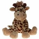 Giraffe, Plüschtier, Halter für heliumgefüllte Luftballons, 26 cm