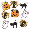 Halloween Kids XL-Tischkonfetti, Dekoration, Tischdekoration zu Halloween