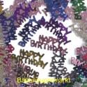 Konfetti Geburtstag, Happy Birthday
