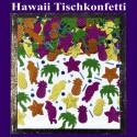 Tischkonfetti Hawaii