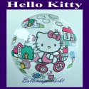 Hello Kitty, Bubble Luftballon (ohne Helium)