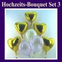 """Bouquet-Set """"Hochzeit"""" 3"""