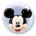 Mickey Mouse Insider, Bubble Luftballon (mit Helium)