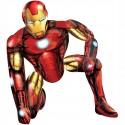 Iron Man Airwalker, Avengers Folienballon ohne Helium