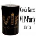 V.I.P. Kerze, VIP-Partydekoration