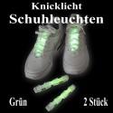 Knicklicht Schuhleuchten, grün